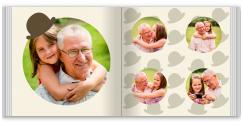 Fotokniha Milovanému dědečkovi