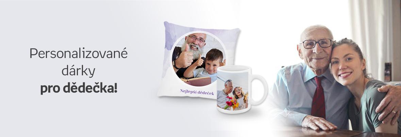 Personalizované dárky pro dědečka