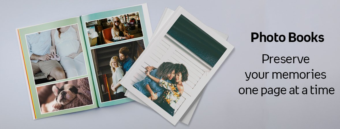 Photo Books from €14.99