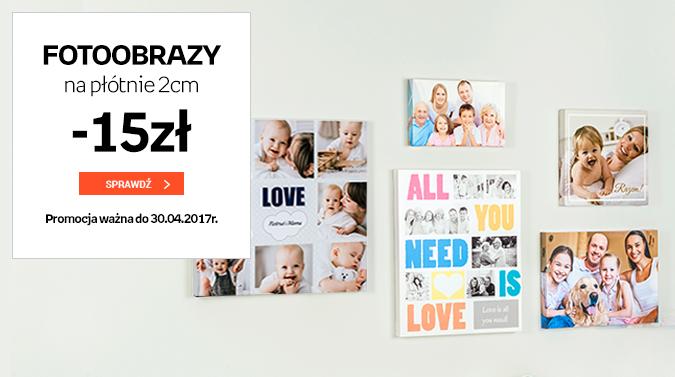 Fotokalendarze - promocja