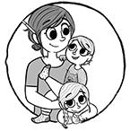 Nie mogę trzymam dziecko