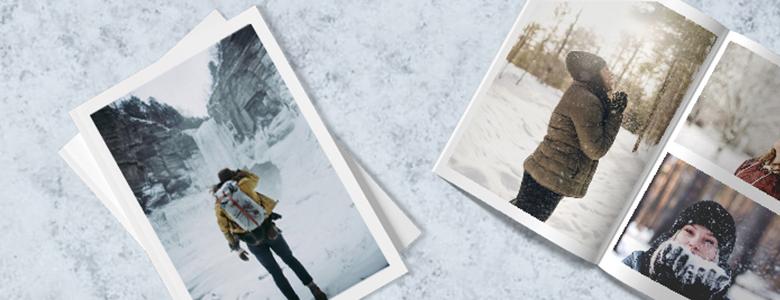 fotoksiążki zimowe