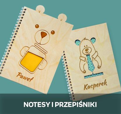 notesy i przepiśniki