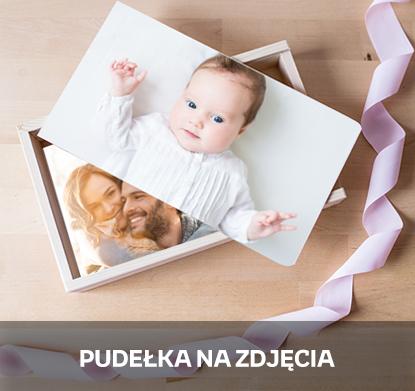 pudełka na zdjęcia