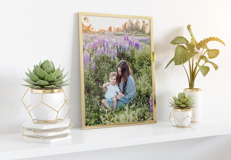 Fotoplagáty na fotografickom papieri