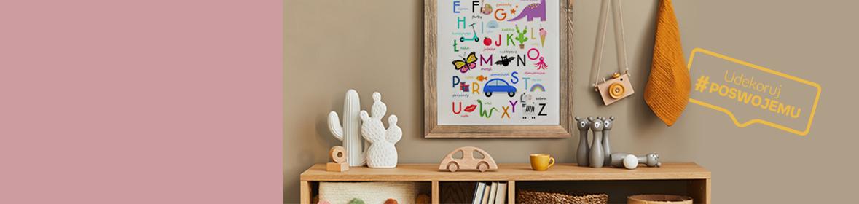 Fotoprodukty do pokoju dziecka