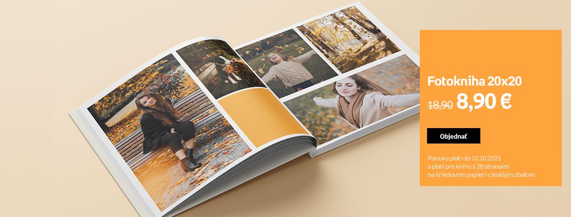 Fotokniha 20x20