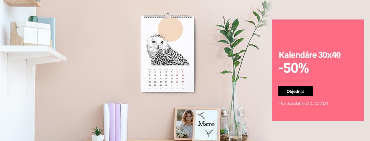 Kalendáre 30x40