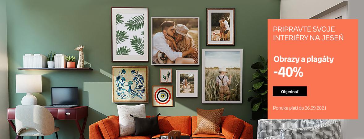 Obrazy a plagáty