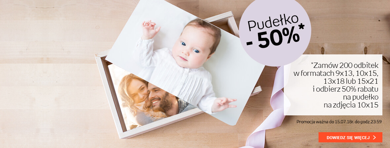 Pudełko na zdjęcia 10x15 -50%