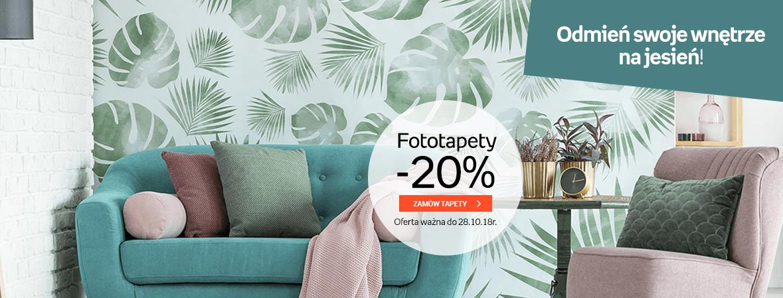 Fototapety -20%